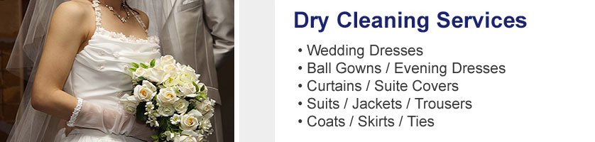 Curtain dry cleaners in hanley crewe prom dress for Wedding dress cleaning prices